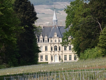Country chateau