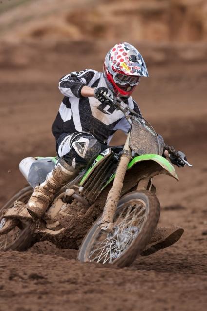 Motocross action QV6D8640
