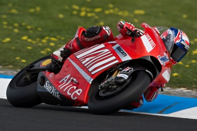 Australian MotoGP 2008