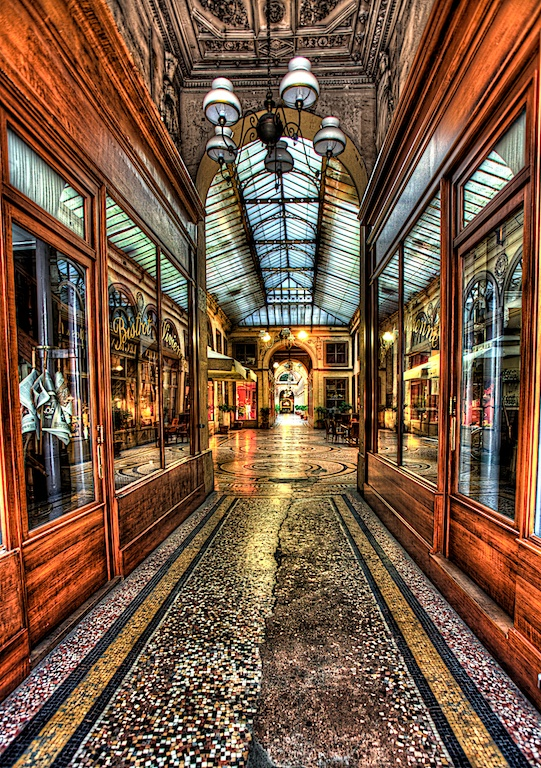 Shopping in HDR