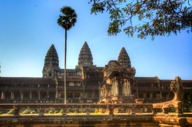 Angkor Wat North HDR
