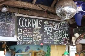 Cheap Drinks.