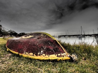 Dramatic Dinghy