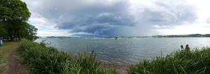 Lake Macquarie Pano