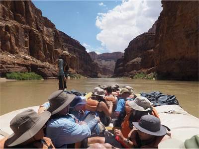 Rafting with m4/3